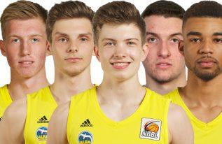 Fünf ALBA-Talente erhalten ProB-Erfahrung in Bernau