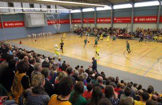 Spiel vs Kazan am 3.9. in Oranienburg ist ausverkauft