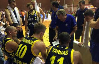 """Costa del Sol""-Turnier: ALBA unterliegt dem EuroCup-Champ"