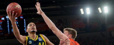 Basketball-Eurocup Alba Berlin startet mit Sieg gegen Partizan Belgrad
