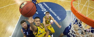 Basketball-Bundesliga Alba Berlin auf Berg- und Talfahrt
