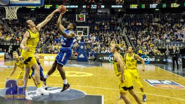 Fotos, Fotos, Fotos … Alba Berlin vs Oettinger Rockets