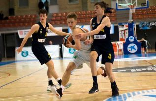 ALBAs U18-Team wieder beim ANGT