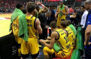 Niederlage im EuroCup: Obradovics Krasnodar zu stark
