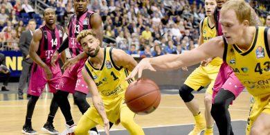 Heimspiel Alba gewinnt Spitzenspiel gegen Bonn klar