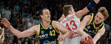 Basketball-Eurocup Alba Berlin siegt locker bei Partizan Belgrad