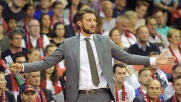 """Marko Pesic: """"Ich mag sehr, wie Alba spielt"""""""