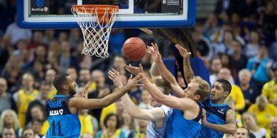 Basketball-Eurocup Alba Berlin ringt Vilnius nieder