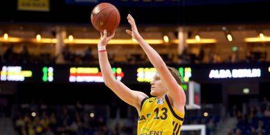 Basketball-Eurocup Alba Berlin siegt auch in Bilbao