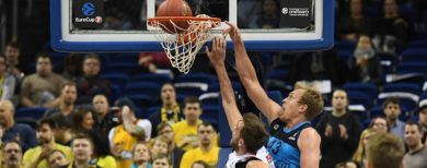 Eurocup Alba Berlin beendet Vorrunde mit 86:68-Sieg gegen Bilbao