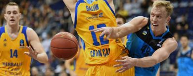 72:75 gegen Gran Canaria Alba Berlin scheidet aus dem Eurocup aus