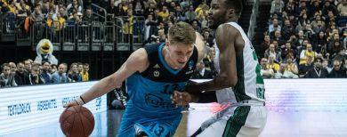 Basketball-Eurocup Alba Berlin unterliegt Darüssafaka