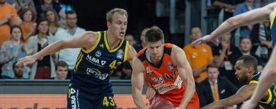 Basketball-Bundesliga Alba Berlin trotzt den technischen Problemen