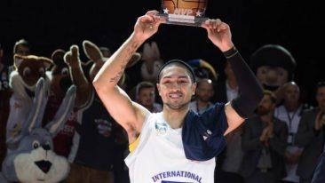 Team International gewinnt gegen Team National