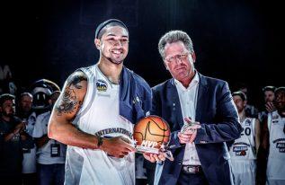 Allstar Day: Siva und Drescher als MVPs ausgezeichnet