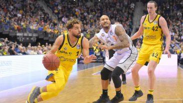 Alba spielt sich warm für Gran Canaria
