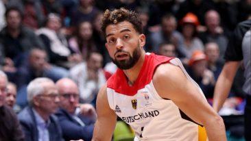 87:77! Albas Saibou wirft deutsche Basketballer zum Sieg