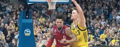 Basketball-Bundesliga Alba Berlin hat den Test bestanden