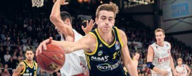 Mehrwert Eurocup Alba Berlin: Jugend übt für Europa