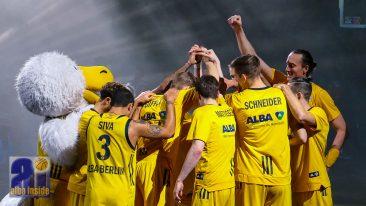 flashback, ALBA gewinnt zwei Mal in einer Saison gegen Bamberg, Mondfinsternis ist öfter