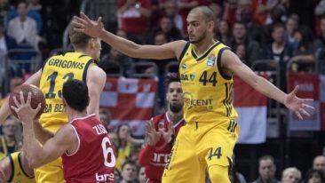 Nach dem Sieg gegen Bamberg spricht Alba vom Meistertitel