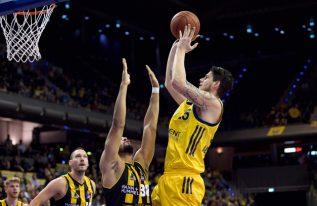 Bogdan Radosavljevic an der Schulter operiert