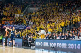 TOP4 in Ulm: Kampf um den ersten Saisontitel am Wochenende
