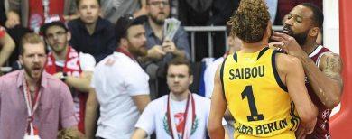Basketball-Bundesliga Siegesserie von Alba Berlin gerissen