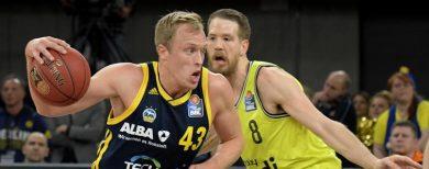 Basketball-Bundesliga Alba Berlin kommt auch in Braunschweig zurück