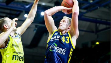 "Basketball in den Genen: Luke Sikma ist der ""Most Valuable Player"" der Saison 2017/2018"