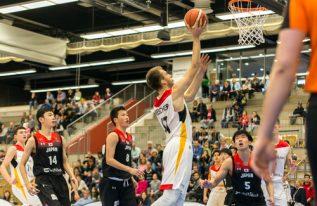 Mattisseck & Drescher führen deutsche U18 zum AST-Sieg