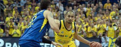 Basketball Alba Berlin steht im Halbfinale der Play-offs