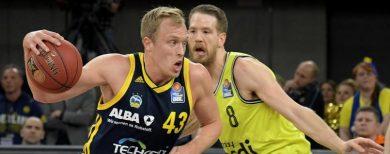 Basketball-Bundesliga 102:73 – Alba vernascht Ulm