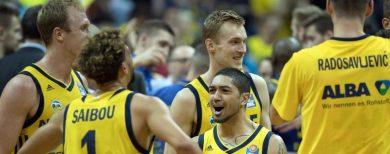 Basketball-Bundesliga Darum kann Alba Berlin Deutscher Meister werden
