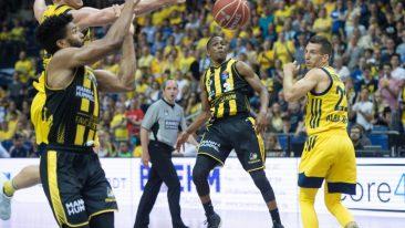 ALBA Berlin zieht ins Basketball-Finale ein