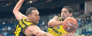 Alba Berlin in den Play-offs Gegen Ludwigsburg hilft nur maximale Intensität