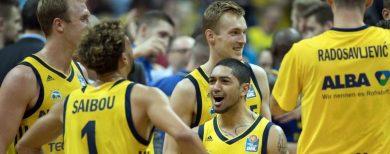 Play-offs in der Basketball-Bundesliga Punkten können sie alle bei Alba Berlin