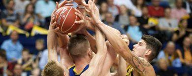 Play-offs in der Basketball-Bundesliga Alba Berlin: Mit Anarchie gegen die Kloppertruppe