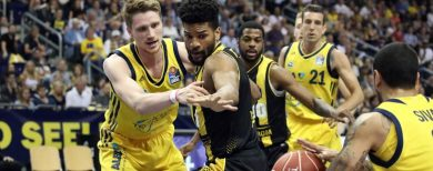 Playoffs in der Basketball-Bundesliga Alba Berlin besiegt Ludwigsburg 102:87