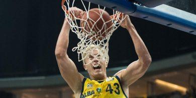 Basketball-Playoffs Alba Berlin schlägt Ludwigsburg zum Halbfinal-Auftakt
