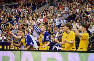 Albatrosse holen das 2:0 / Final-Matchball Sonntag in Berlin