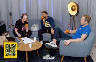 Playoff-Talk: Joshi Saibou und Luke Sikma bei radioeins