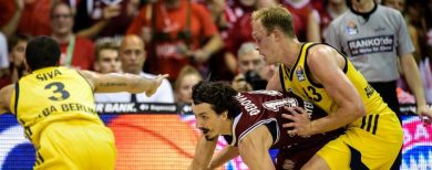 Basketball-Bundesliga Alba Berlin verliert Finale um die Meisterschaft
