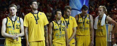 Deutsche Basketball-Meisterschaft Alba Berlin ist lustvoll gescheitert