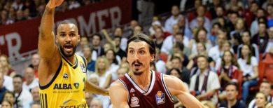 Basketball-Bundesliga Alba Berlin trennt sich von Akeem Vargas