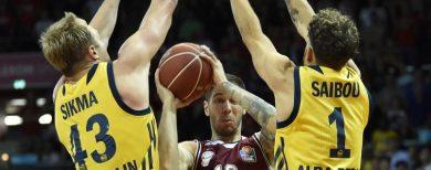 Basketball-Vizemeister Bei Alba Berlin gibt es fast nur Sieger