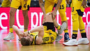Alba reist mit drei Verletzten zum Spiel 5 nach München