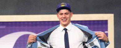 NBA-Draft Moritz Wagner: Von Prenzlauer Berg nach Los Angeles