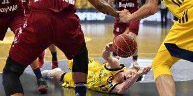 Niederlage im zweiten Finalspiel Alba scheitert an tausend bayerischen Armen