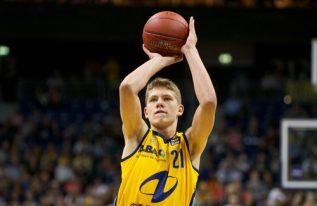 Moritz Wagner: der erste ALBA-Spieler in der NBA